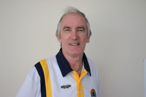 club captain pete robinson