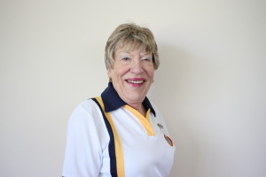 ladies secretary Jenny hammond