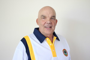club coach - Jim ward